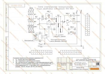 ЯУО 9601-3274-У3.1 IP54 - Индустрия - Производство электрощитового оборудования
