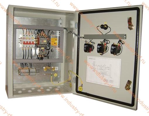 Ящик управления освещением ЯУО серии 9600
